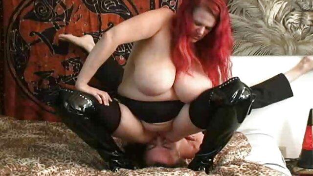 Seks analny, niemieckie darmowe filmy porno a następnie wykończenie twarzy -